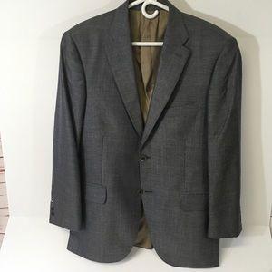 Peter Millar Cashmere Coat Jacket 40 Short DD20